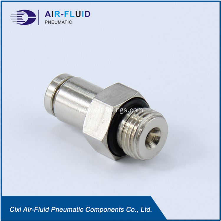 China air fluid lubrication systems fittings male