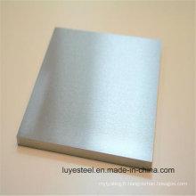 ASTM B625 Plaque en titane en tôle épaisse