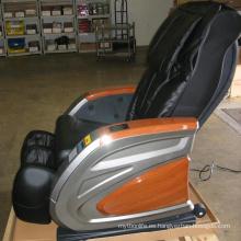 Silla de masaje reclinable Irest Moneda operada en el aeropuerto