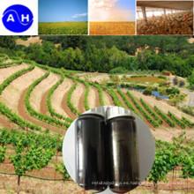 Fertilizante foliar líquido compuesto de aminoácidos NPK Plus