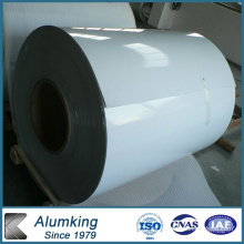 900 Mm Ancho Al1060 Color Gris Coated Aluminum Coil