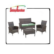 Rattan Gartenmöbel Verkauf, Nachahmung Rattan Gartenmöbel, Kunststoff Rattan gewebte Möbel im Freien