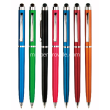 2 dalam 1 Pen Stylus Slim Capacitive