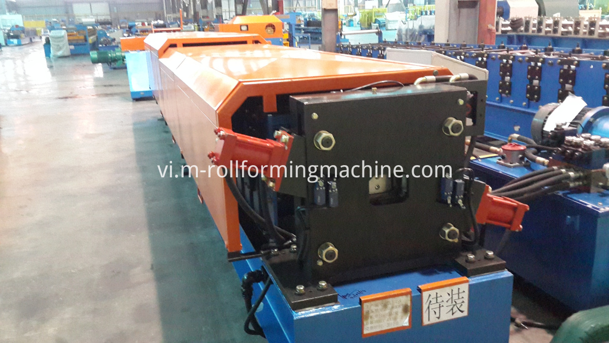 Down Pipe Curving Machine -1