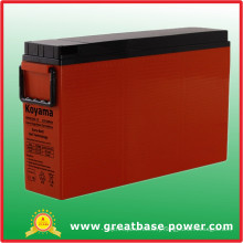 180ah 12V Front Terminal Gel Battery for Telecom