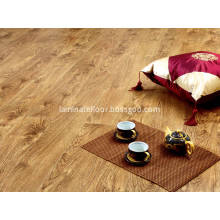 Glossy high quantity laminate wood flooring