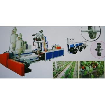 Flat Drip Irrigation Pipe making machine