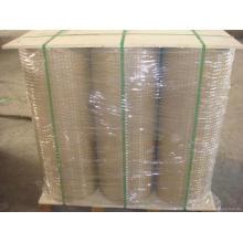Сварной сетчатый рулон, используемый в строительстве