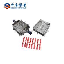 Fábrica de China de calidad superior suministra directamente moldeo por inyección de plástico cepillo escoba base de molde