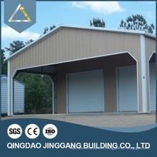 Prefab Industrial Steel Structure Quick Build Houses