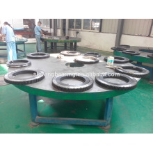 Slew ring bearing for Heave machinery truck cranes