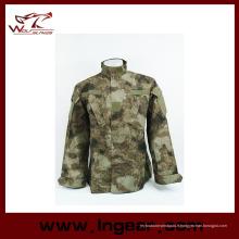 Costume de militaire Camouflage armée allemande Camo Woodland costume Acu EDR définit CS Combat tactique Paintball uniforme veste & Jeans/Pantalons