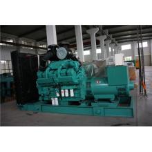Дизельный генератор открытого типа Cummins мощностью 800 кВт
