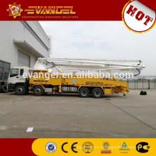 Camion de pompe de boom de béton de Shantui 51m