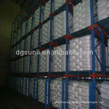 Cold warehouse drive in racking/rack system