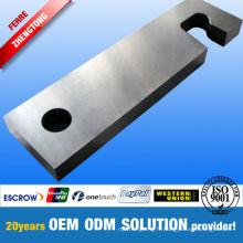 Métal à haute densité fait sur commande en métal / Nichrome