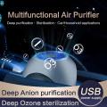 Neue elektrische USB-Luftreiniger-Reinigungsmaschine