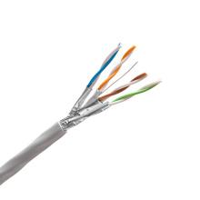 Высокое качество LSZH Cat6a 4 пары SSTP Массовый кабель