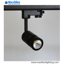 9W LED Spot Track Light for Home and Art Gallary