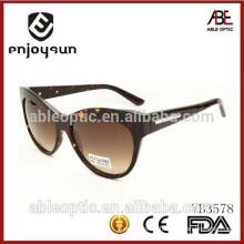 shiny crystal light pink lady fashion wholesale sunglasses