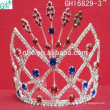 Corona popular hermosa y encantadora, tiara de la corona del ballet