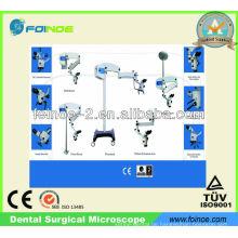 Zahnmedizinische Versorgung LED Dentalmikroskop