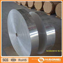 Rounded edge Aluminium Strip with no burr for transformer