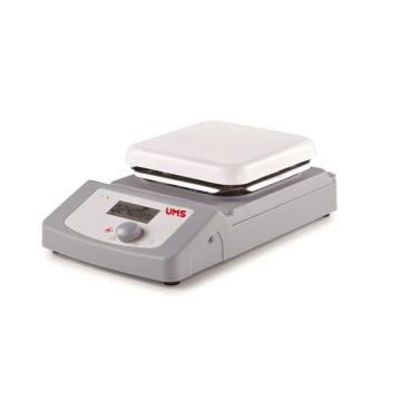 Agitador de placas quentes de alta resolução com visor LCD UMS6-Pro