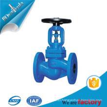Cast iron globe valve DIN steam globe valve PN16