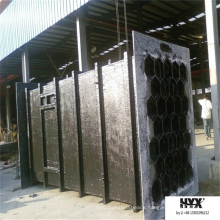 Fiberglass Wet Electrostatic Precipitator Pipe