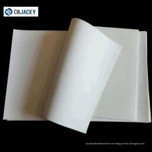 Cojín de laminado de tarjeta de PVC