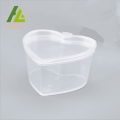 45ml Heart Shape Plastic Spice Box
