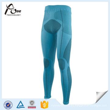 Pantalones sin costura personalizados Desgaste cómodo del deporte