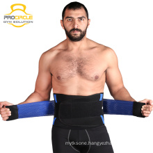 Adjustable Waist Trimmer Lumbar Belt Back Support