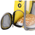Bubble Space Capsule Pet Backpack