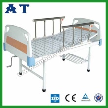 ABS Double-folding Bed With Railings