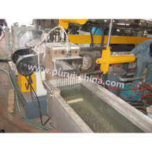 Single Screw plastic grinding machine