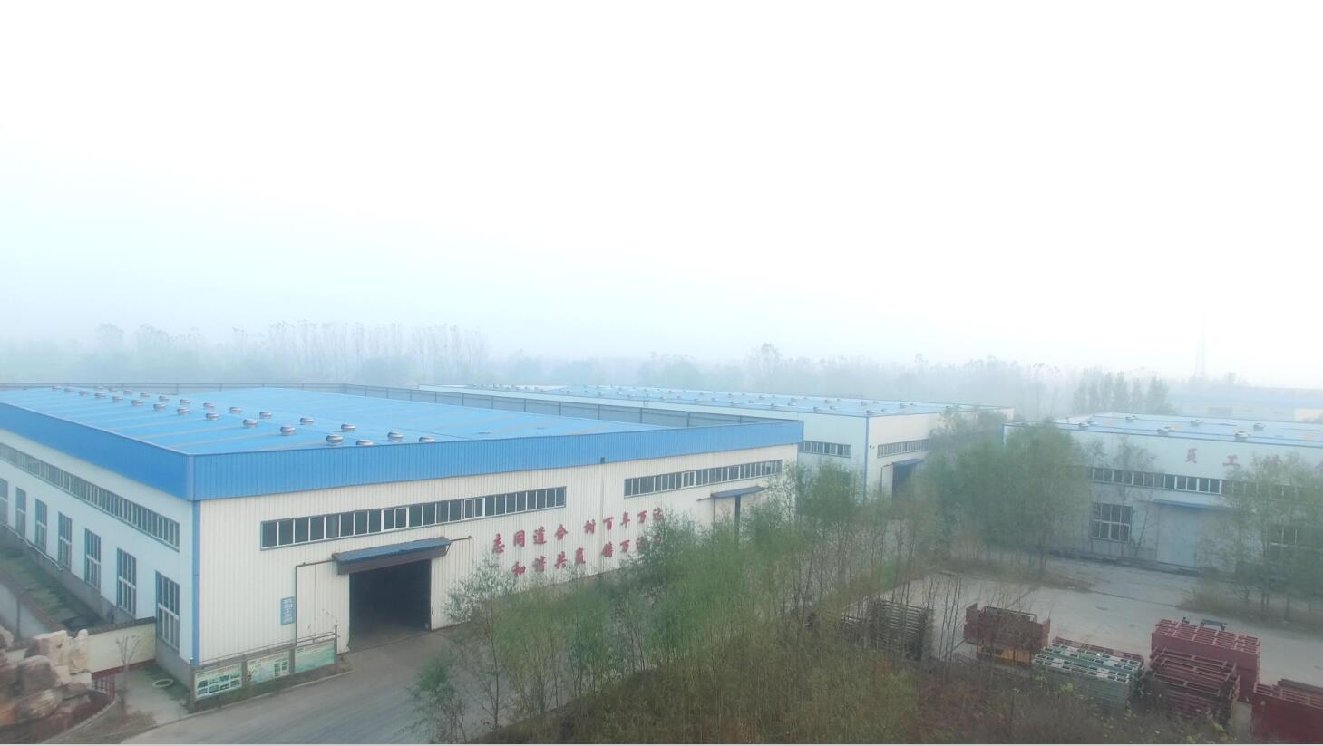 Poultry equipment factory