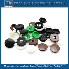White Black Green Size M3-M6 Screw Use Plastic Covers /Plastic Cap
