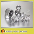 ASTM casted stainless steel coupling