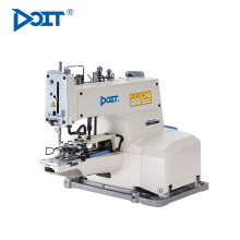 DT1377 button attaching sewing machine have quick stitch shape changing function