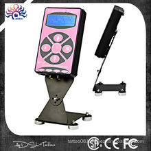 Hurricane HP-2 Pink Dual Digital LCD Tattoo Power Supply