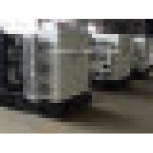 Gerador diesel à prova de som do motor BRITÂNICO da taxa à espera de 275kVA 220kw