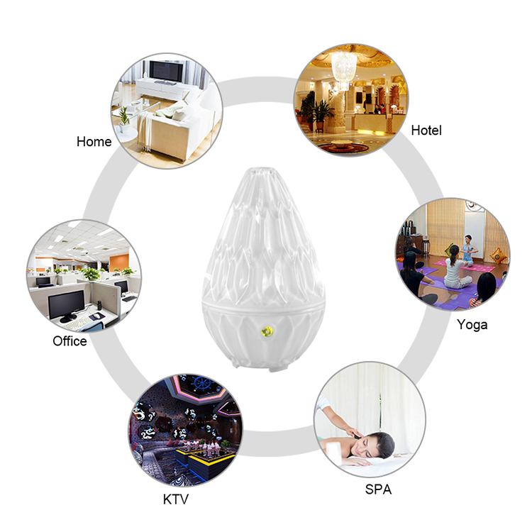 crystal oil diffuser