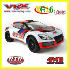 RC-Car, Rc Modellautos, Rc 4wd Rtr Auto, Maßstab 1/16 Brudhed Elcetric Auto