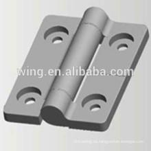 custom cheap magnesium hinge with 90 degree stop