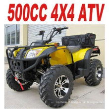 QUADRO de 500CC 4X4 ATV do CE (MC-396)