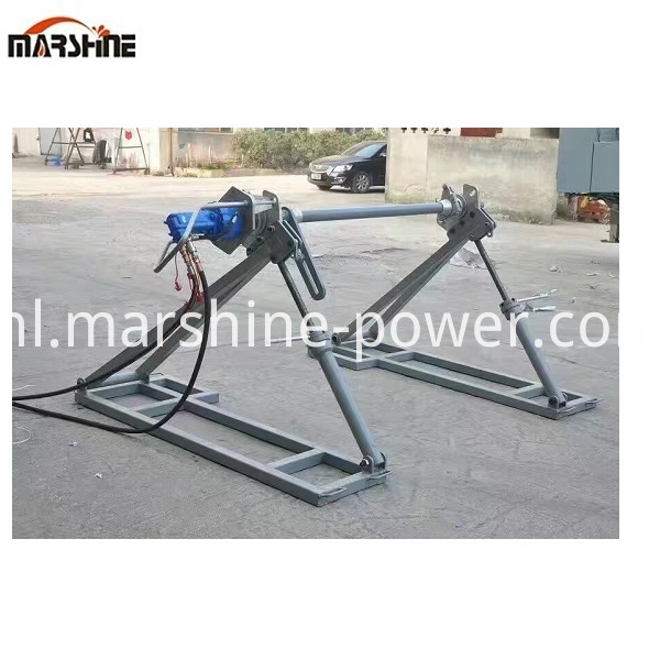 Cable Drum Lifting Hydraulic Jack
