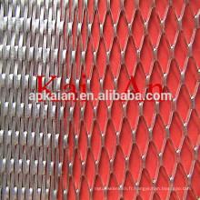 0,05 épaisseur, 1 x 2 mm Mesh en aluminium expansé / Batterie Mesh / Aluminium Batterie Mesh / Copper Mesh / Copper Battery Mesh