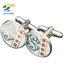 Brass/Iron/Zinc Alloy Metal Cufflinks Manufacturer